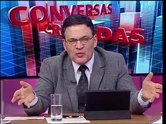 Conversas Cruzadas - Debate sobre os compromissos do Congresso Nacional com o país e a votação da maioridade penal - Bloco 4 - 03/07/15