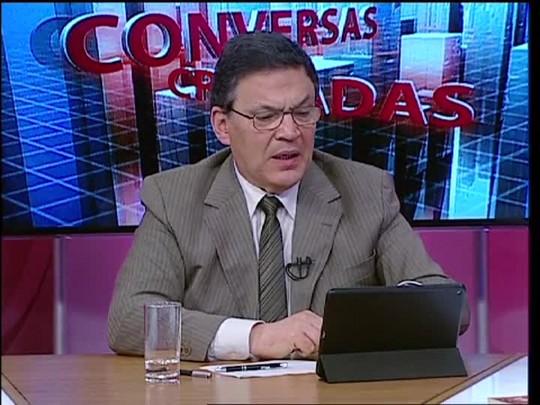 Conversas Cruzadas - Debate sobre o cenário econômico e político do RS e a retomada dos trabalhos na Assembleia Legislativa - Bloco 4 - 04/08/2015