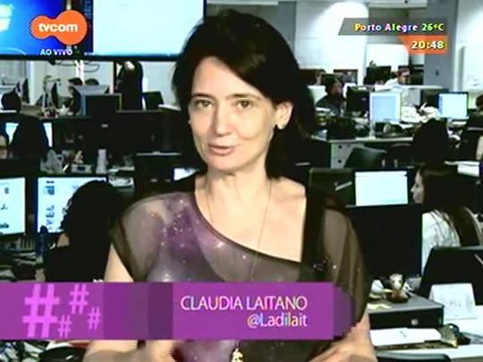 #PortoA - Cláudia Laitano fala sobre o espetáculo Salão Grená, da Cia. Municipal de Dança de Porto Alegre