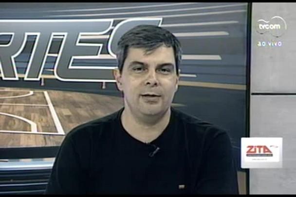 TVCOM Esportes. 2º Bloco. 03.09.15