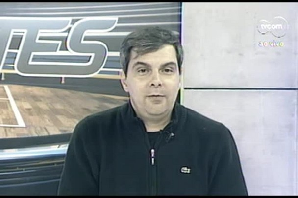 TVCOM Esportes. 4º Bloco. 17.09.15