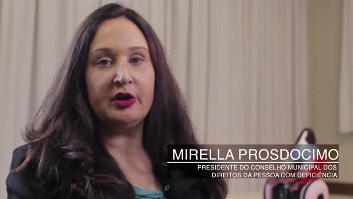 """Vídeo divulgado pelo \""""Movimento pela Reforma dos Direitos\"""""""