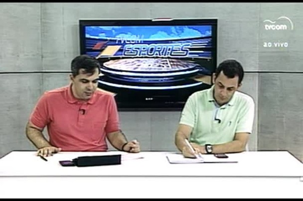 TVCOM Esportes. 2º Bloco. 03.12.15