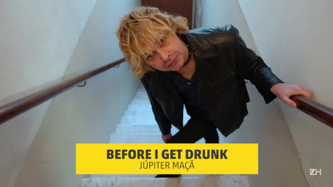 Júpiter Maçã - Before I Get Drunk