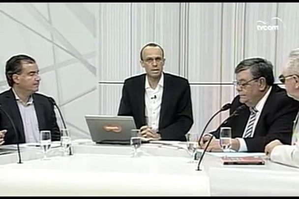 TVCOM Conversas Cruzadas. 3º Bloco. 22.02.16