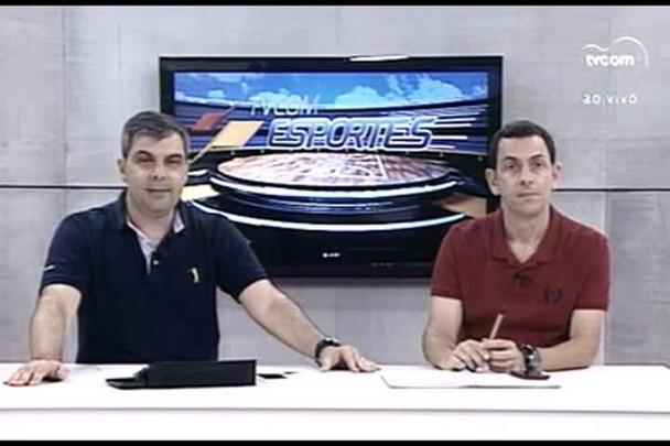 TVCOM Esportes. 2º Bloco. 10.03.16