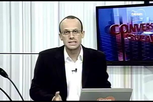 TVCOM Conversas Cruzadas. 2º Bloco. 11.04.16
