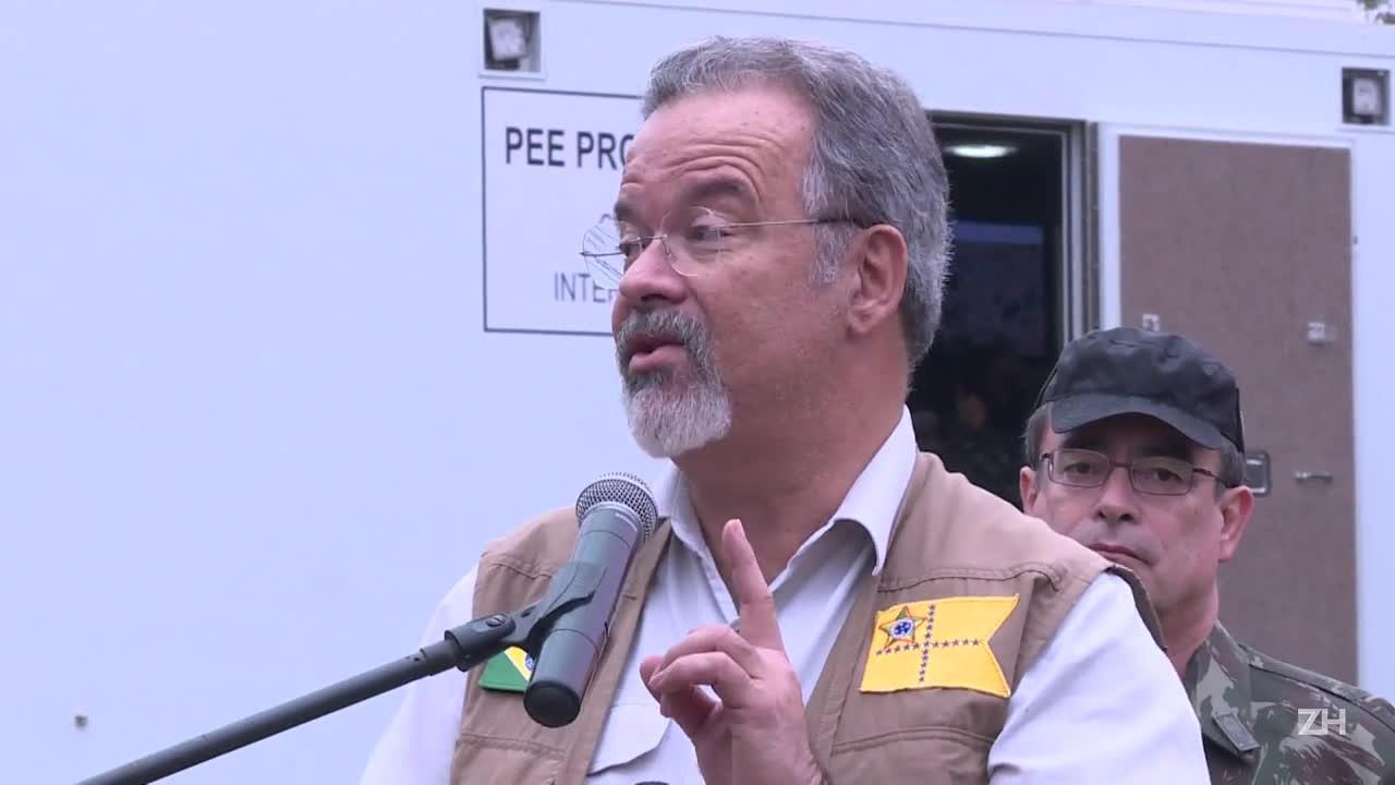 Ministro explica prisões de 10 suspeitos de terrorismo no Brasil