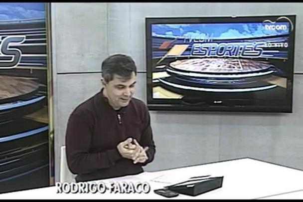 TVCOM Esportes. 1º Bloco. 02.08.16