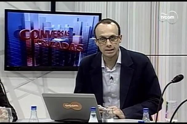 TVCOM Conversas Cruzadas. 4º Bloco. 03.08.16