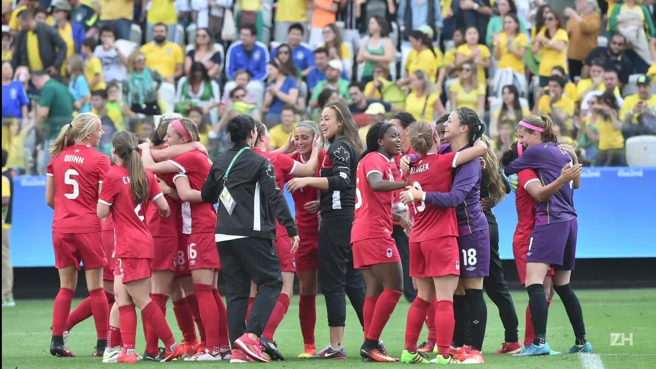 Brasil perde o bronze no futebol feminino