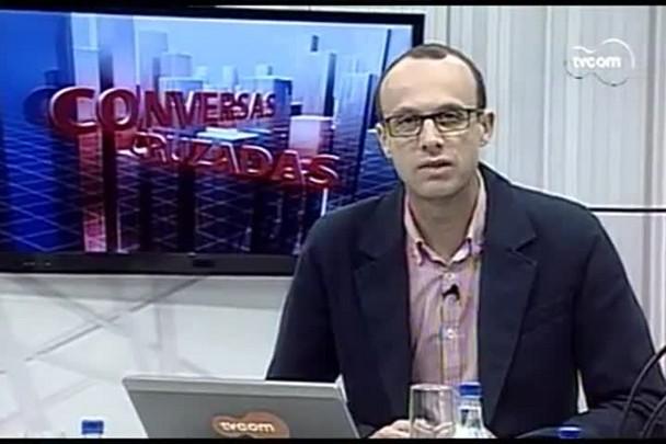TVCOM Conversas Cruzadas. 2º Bloco. 09.09.16