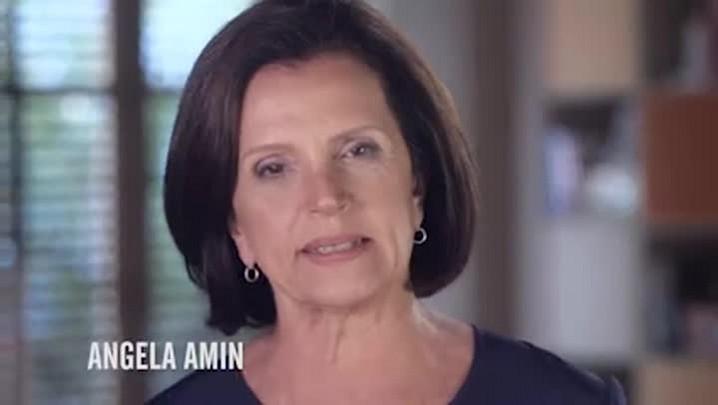 Angela Amin fala sobre condenação no STJ