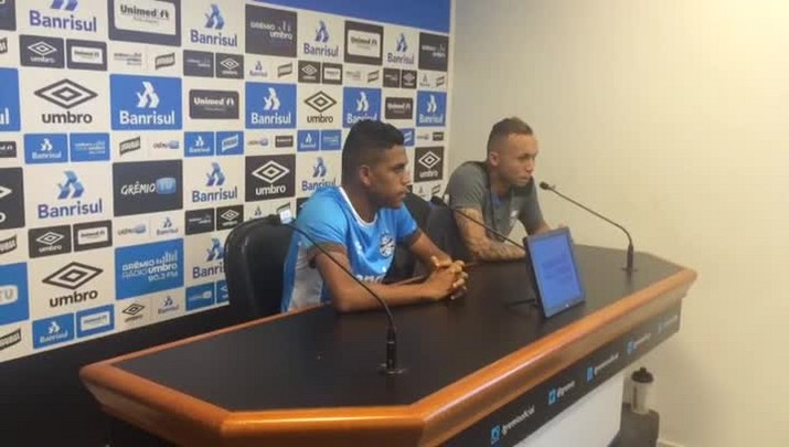 Jogadores do Grêmio descartam ajuda do Inter