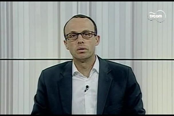 TVCOM Conversas Cruzadas. 1º Bloco. 19.10.16