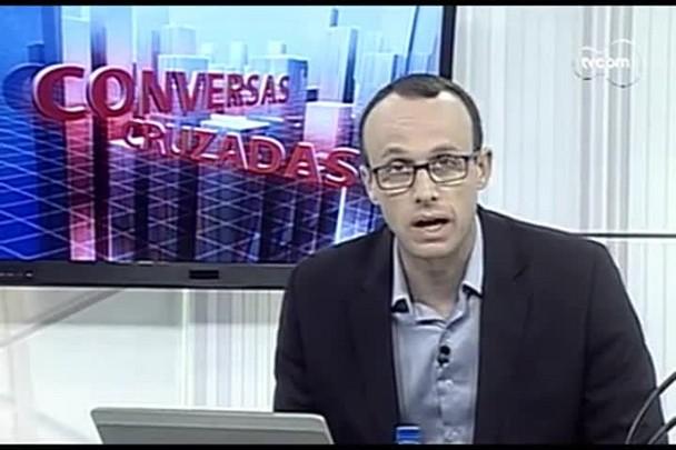 TVCOM Conversas Cruzadas. 2º Bloco. 24.10.16