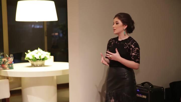 Maria Pia Vargas lança blog de moda, tendência e lifestyle