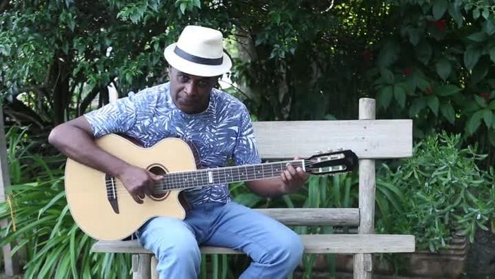 Estrelas da Periferia: O cantor de Belém Velho que tocou com Lourdes Rodrigues
