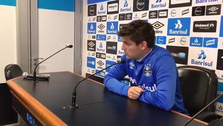 Kannemann fala sobre decisão contra o Cruzeiro