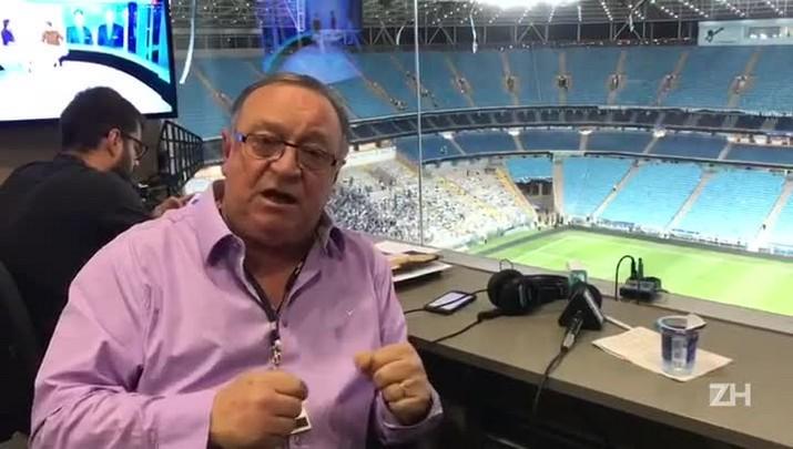 O Grêmio jogou mal, mas está na final da Libertadores