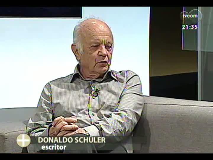TVCOM Tudo Mais - Donaldo Schuler: prêmio Açorianos de livro do ano