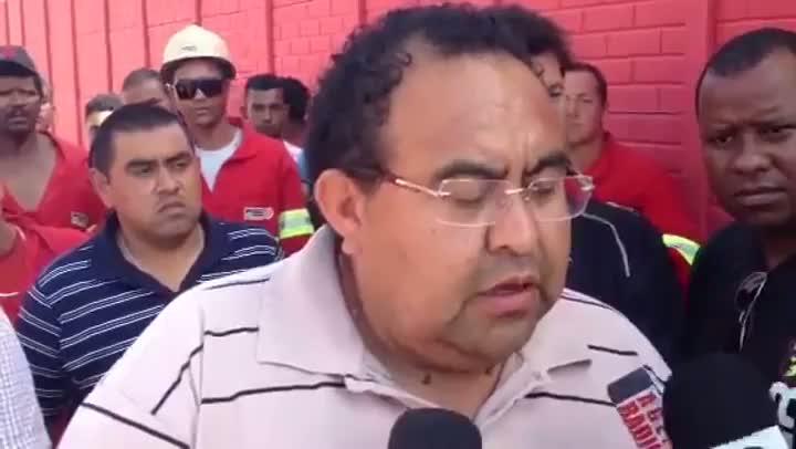 Representante do sindicato explica paralisação nas obras do Beira-Rio