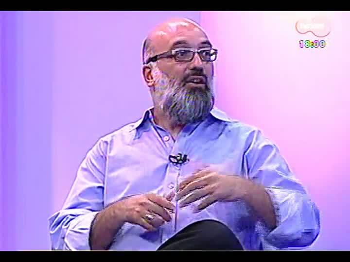 Programa do Roger - Evandro Matté, diretor artístico do Festival Internacional Sesc de Música - bloco 2 - 01/02/2013