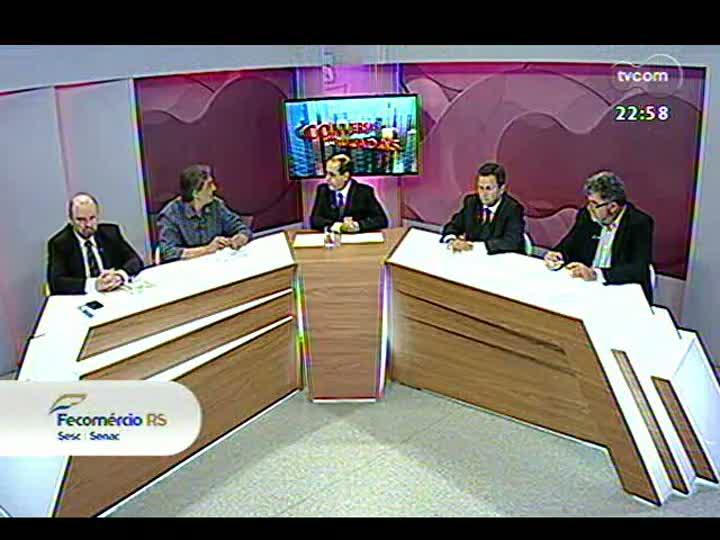 Conversas Cruzadas - PMDB no comando do Congresso: qual é o real cenário da política brasileira? - Bloco 3 - 04/02/2013