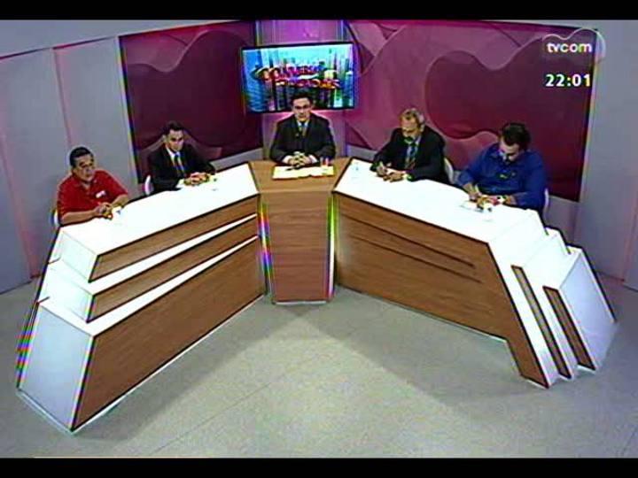 Conversas Cruzadas - Operação tartaruga: transtornos causados e próximos desdobramentos - Bloco 2 - 19/02/2013