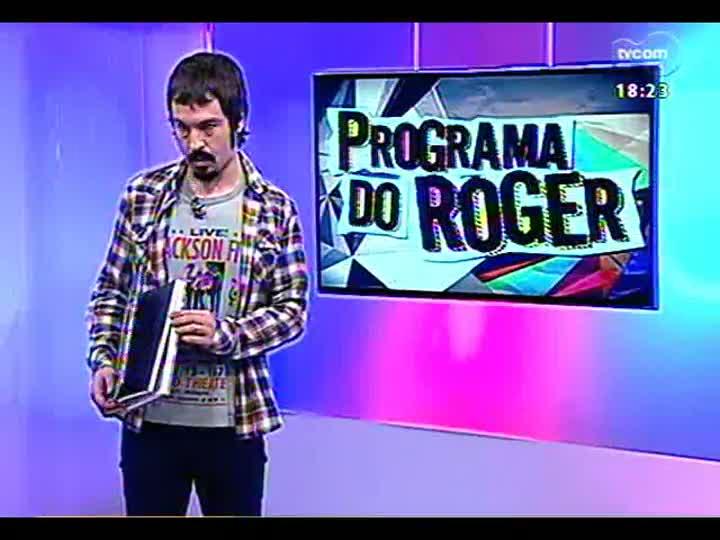 Programa do Roger - Confira a do bloco Maria do Bairro - bloco 4 - 22/02/2013