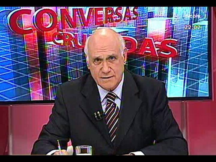 Conversas Cruzadas - Resultado do Enem e os erros graves que foram apurados - Bloco 1 - 19/03/2013