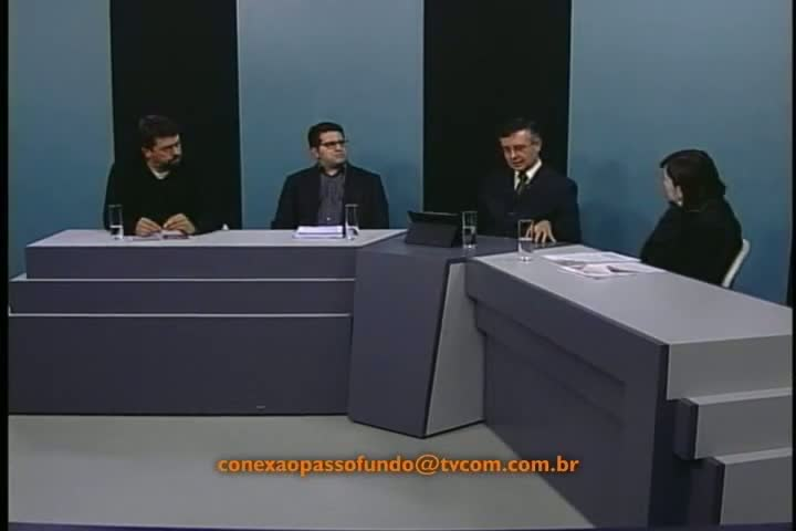 Conexão Passo Fundo fala sobre mudanças na Legislação Trabalhista - bloco 3