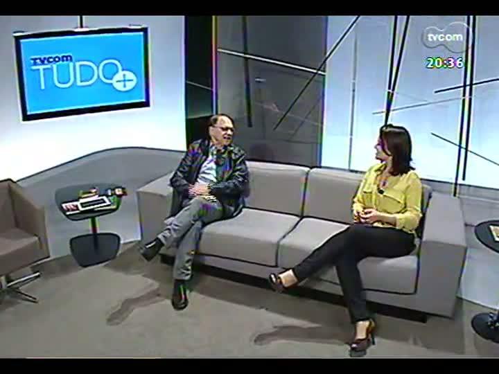 TVCOM Tudo Mais - Gilberto Leal, novo colunista do programa