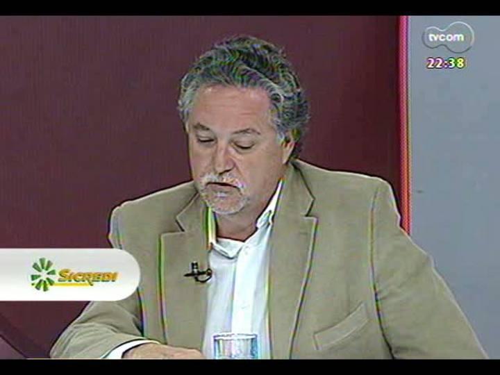 Conversas Cruzadas - As circunstâncias dos crimes e o perfil do assassino confesso dos seis taxistas - Bloco 2 - 15/04/2013