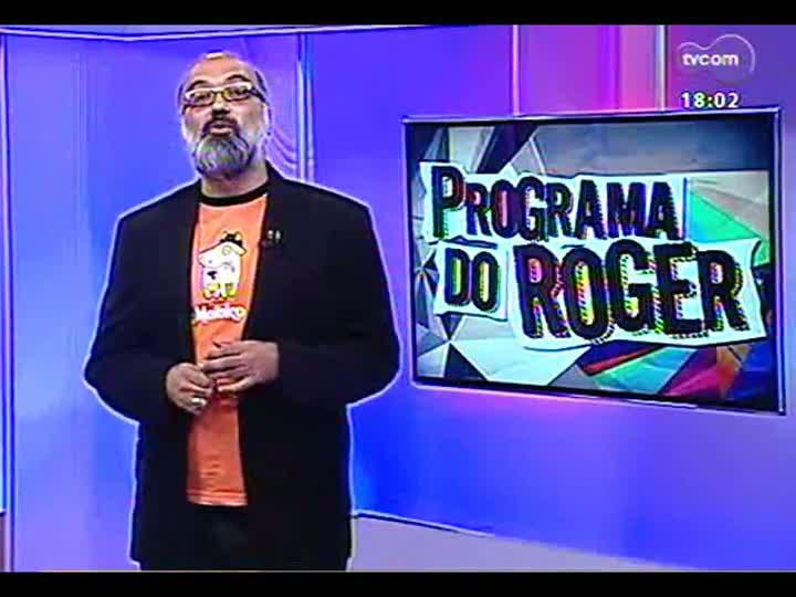 Programa do Roger - Elias Barboza e Grupo Regional Ponto a Ponto homenageiam pianista Ernesto Nazareth - bloco 2 - 24/04/2013
