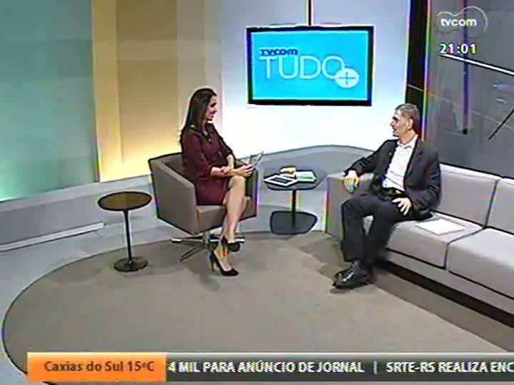 TVCOM Tudo Mais - Presidente Mauro Dorfman fala do Festival Mundial de Publicidade de Gramado