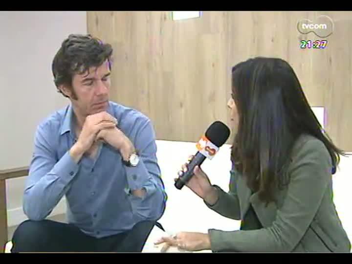 TVCOM Tudo Mais - Entrevista com um dos maiores nomes do design, Stefan Sagmeister