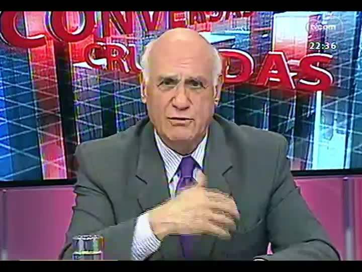 Conversas Cruzadas - Debate sobre as expectativas do agronegócio para a Expointer 2013, ano de safra recorde - Bloco 2 - 28/08/2013