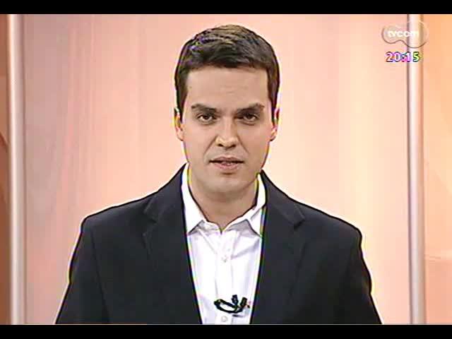 TVCOM 20 Horas - Diretor-presidente da EPTC fala sobre a lei que torna hereditária a licença para táxis - Bloco 2 - 09/10/2013