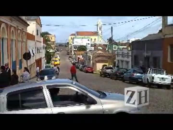 Três assaltantes morreram em tiroteio com a polícia militar em Lavras do Sul