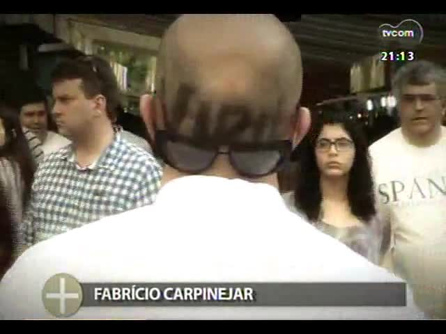 TVCOM Tudo Mais - DR na TV: Fabrício Carpinejar responde por que os homens mentem