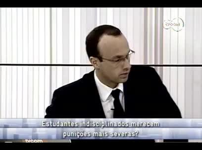 Conversas Cruzadas - Projeto de lei puno mais aluno 3ºbloco - 31/10/13