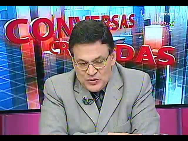 Conversas Cruzadas - Debate sobre como funcionará na prática o Marco Civil da Internet, que deve ser votado na próxima semana - Bloco 2 - 07/11/2013