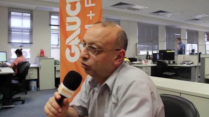 Nando Gross fala sobre o 2013 do futebol brasileiro e a Seleção - 27/12/2013