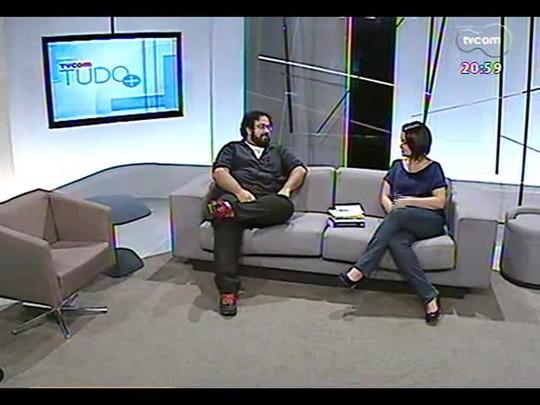 TVCOM Tudo Mais - Confira dicas de leituras com Carlos André Moreira