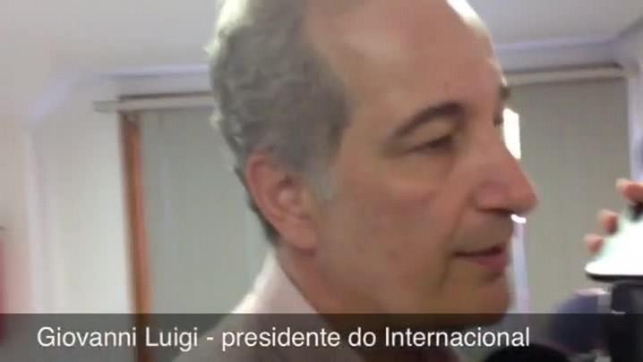 Presidente colorado fala sobre Forlán - 16/01/2014