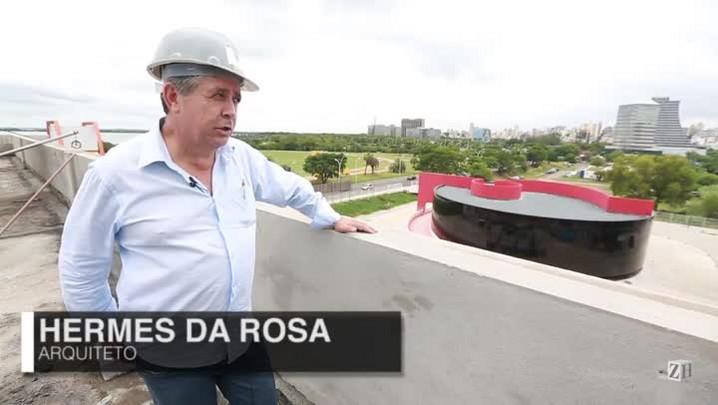 """Projeto de iluminação fará Memorial Luiz Carlos Prestes \""""flutuar\"""""""