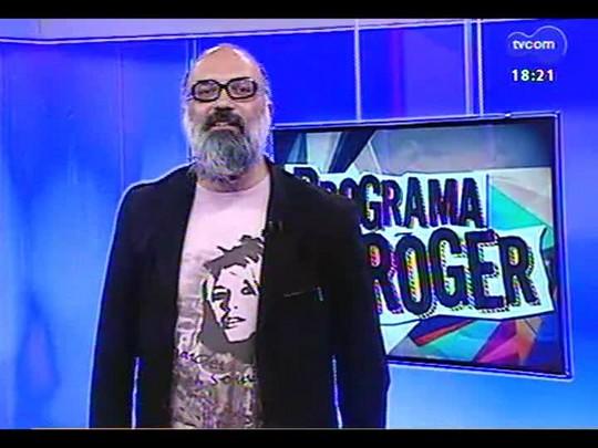Programa do Roger - Banda Farabute - Bloco 4 - 18/03/2014