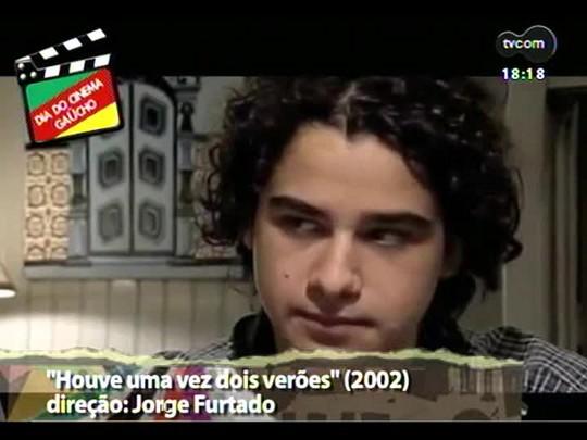 """Programa do Roger - Filme: \""""Houve uma vez dois verões\"""" 2002 + Músicos Arthur Faria e Omar Giammarco - Bloco 4 - 27/03/2014"""