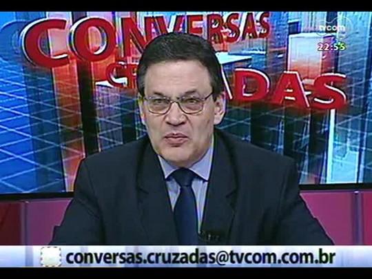 Conversas Cruzadas - Debate sobre as consequências da aprovação do Marco Civil da Internet - Bloco 3 - 24/04/2014